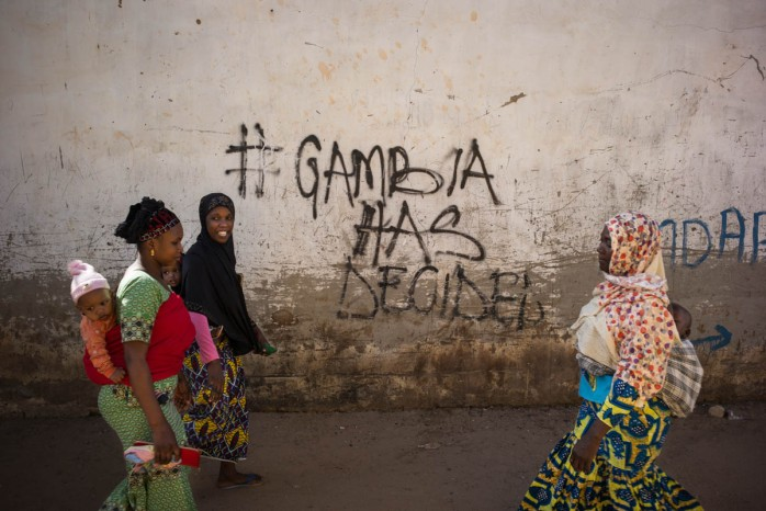 Journalism and freedom of speech in Gambia one year after dictatorship