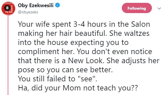 why men leave their wife